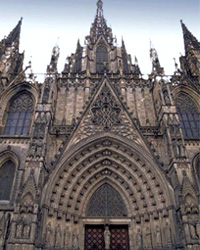 Barcellona - Cattedrale